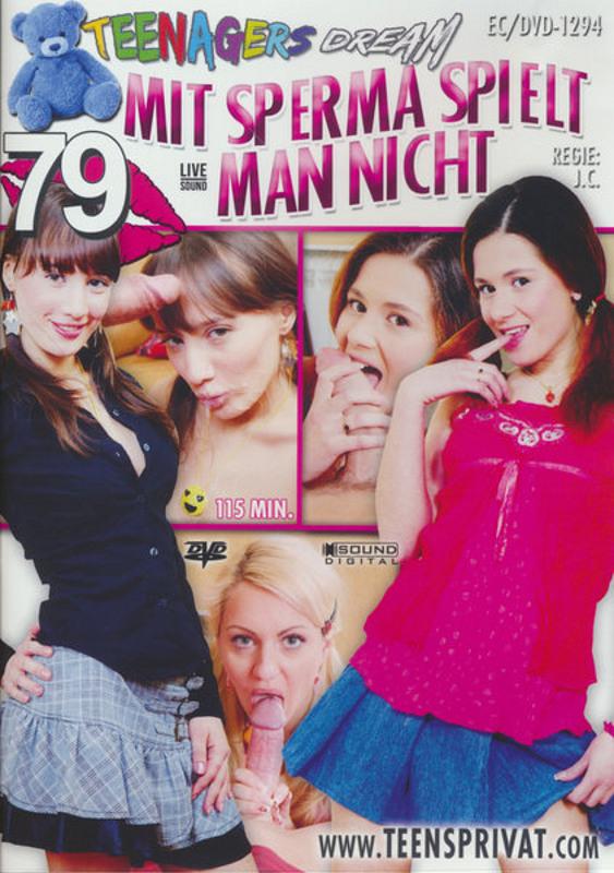 Teenagers Dream 79 DVD Image