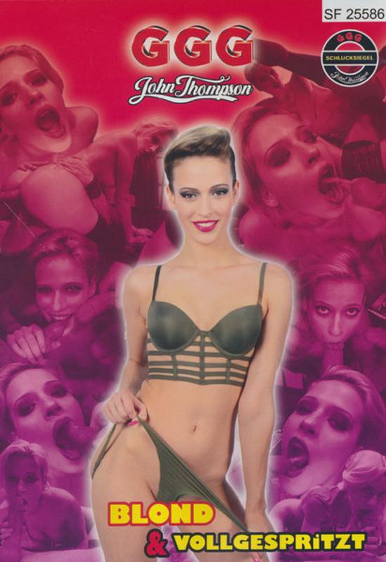Blond & Vollgespritzt DVD Image