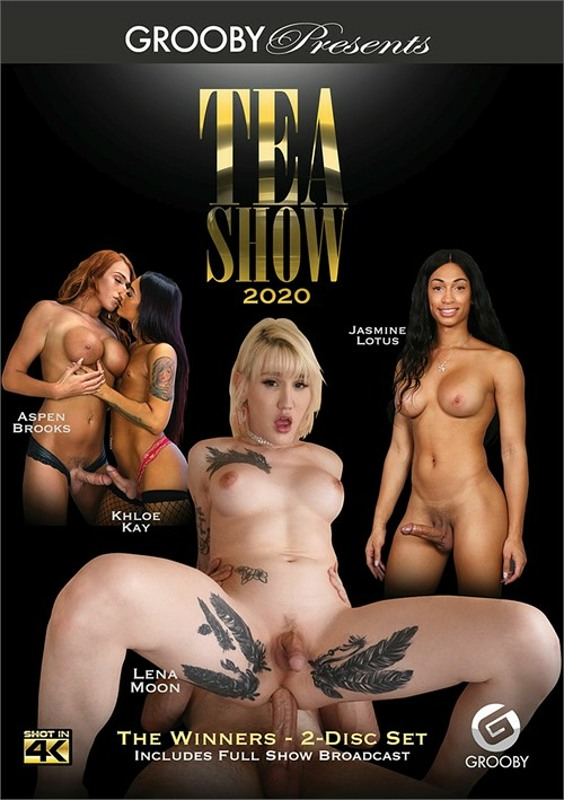 Tea Show 2020  [2DVDs] DVD Image