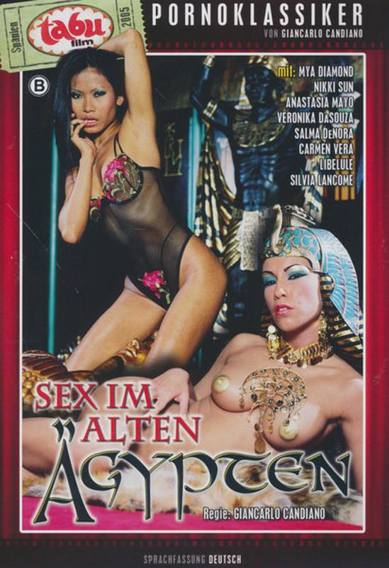 Sex im alten Ägypten DVD Image