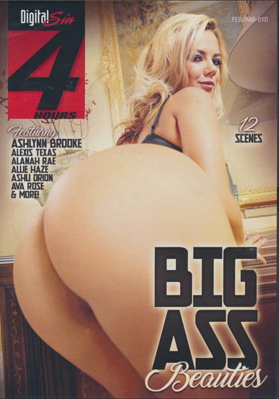Big Ass Beauties DVD Image