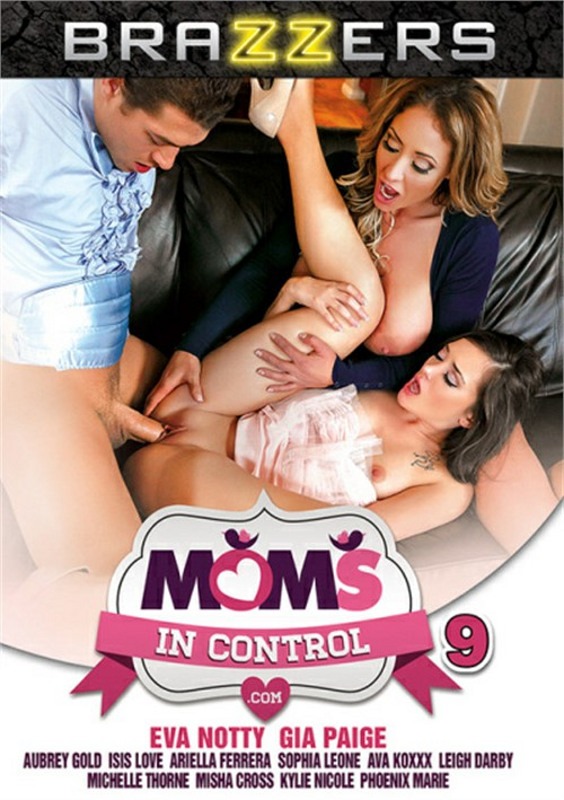 Moms In Control 9 DVD Image