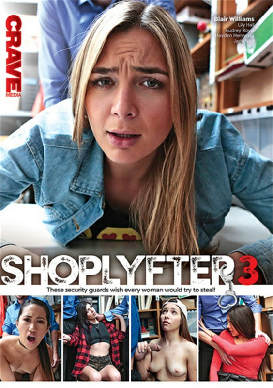 ShopLyfter 3 DVD Image