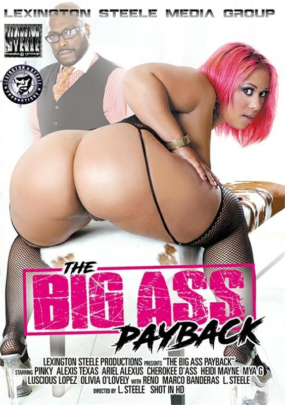 Big Ass Payback, The DVD Image