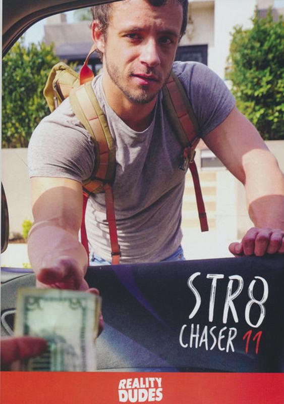 Str8 Chaser 11 Gay DVD Image