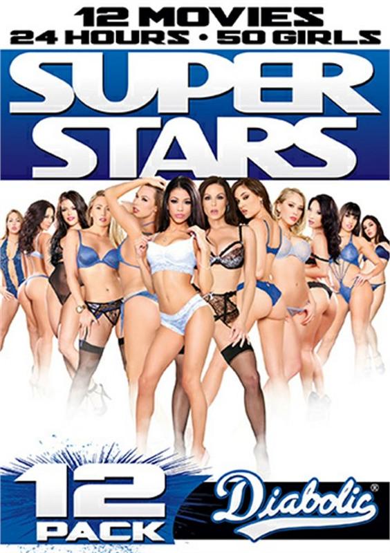 Super Stars 12-Pack DVD Image