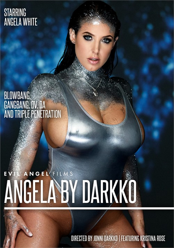 Angela By Darkko DVD Image