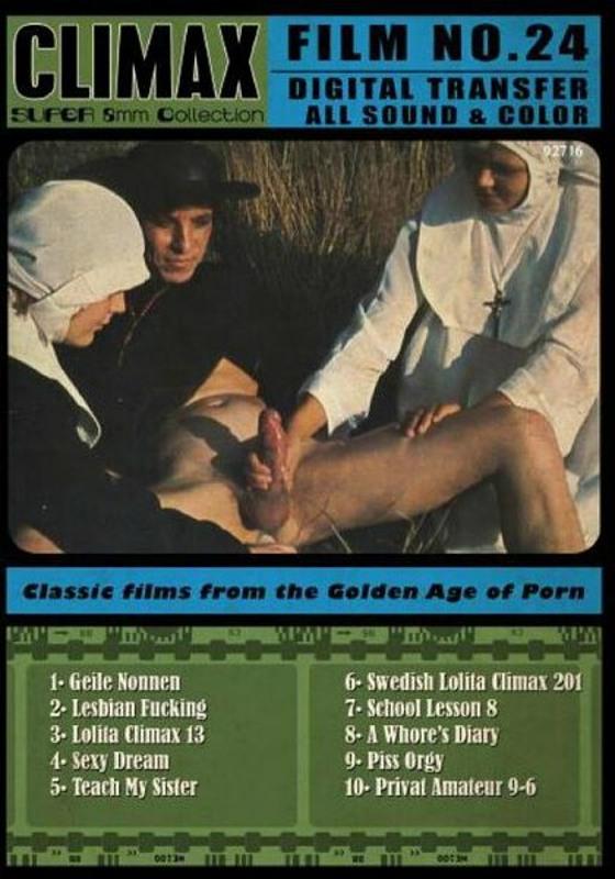Climax Film No. 24 DVD Image