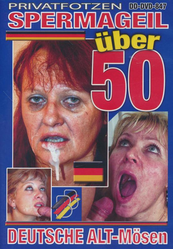 Über 50 Jahre alt DVD image