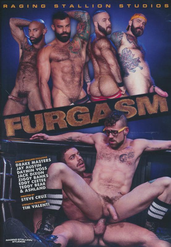 Furgasm Gay DVD Image