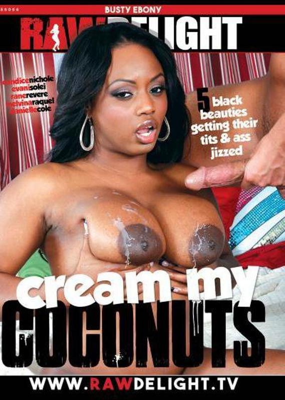 Cream My Coconuts DVD Image