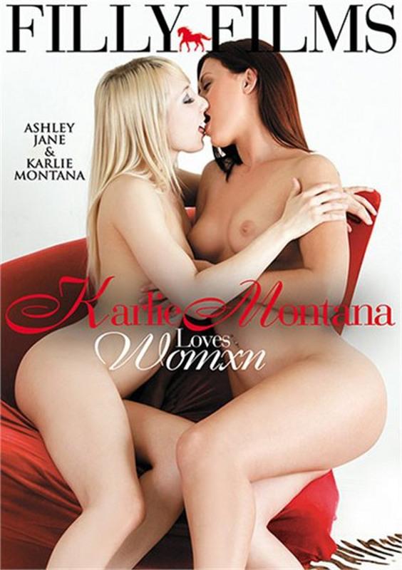 Karlie Montana Loves Womxn DVD Image