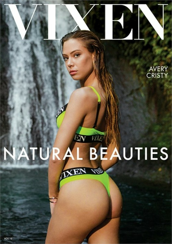 Natural Beauties Vol. 13 DVD Image
