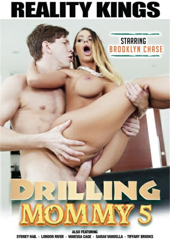 Drilling Mommy 5 DVD Image