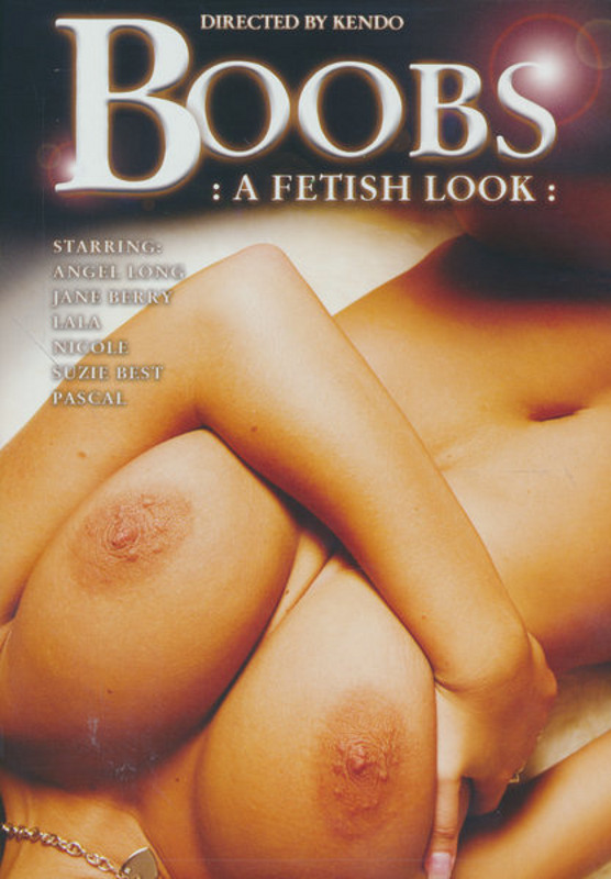 Boobs: A Fetish Look DVD Image