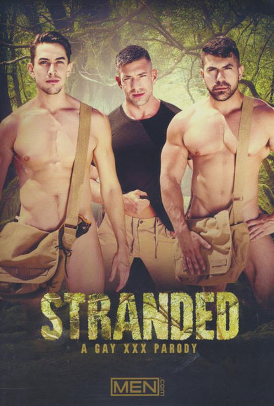 Stranded A Gay XXX Parody Gay DVD Image
