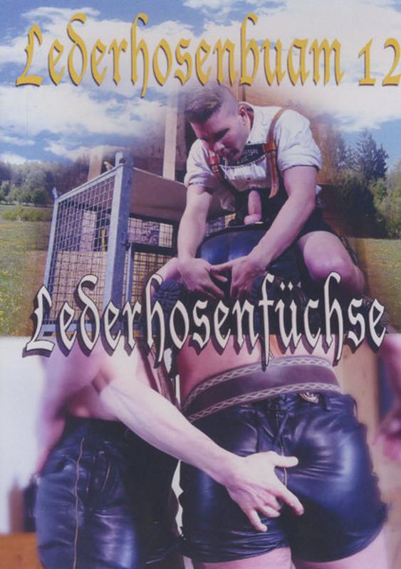 Lederhosenbuam 12 - Lederhosenfüchse Gay DVD Image