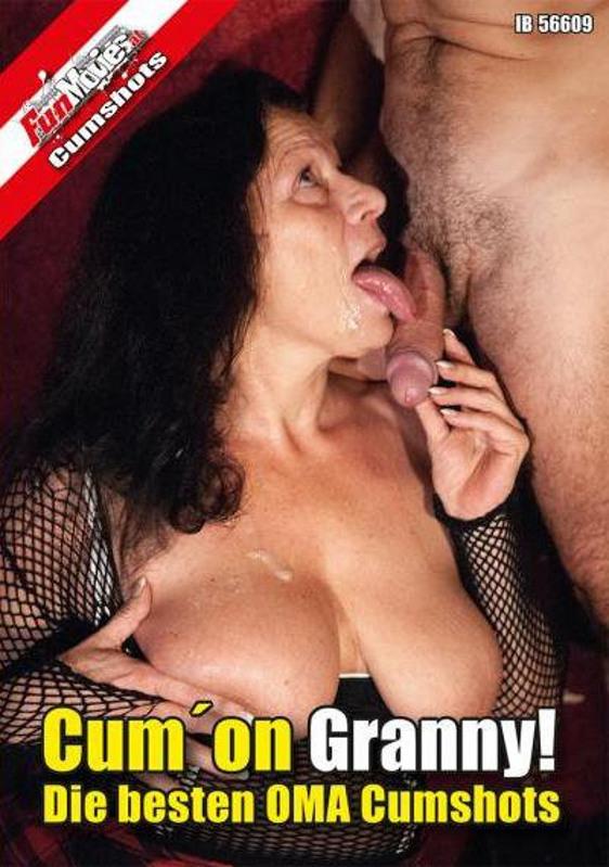 Cum'on Granny! - Die Besten Oma Cumshots DVD image