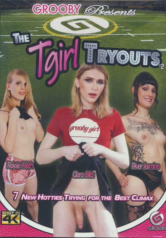 TGirl Tryouts, The #2 DVD Image