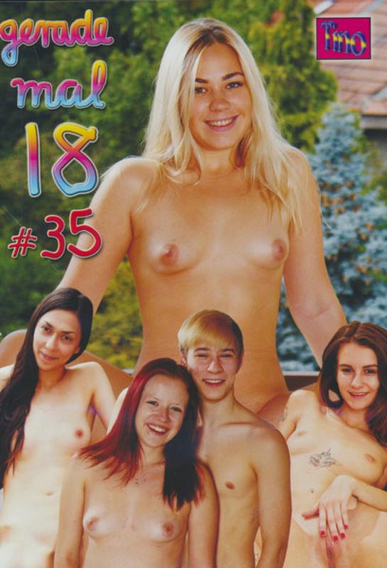 Gerade mal 18