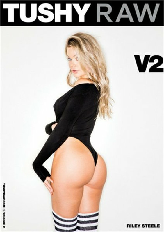Tushy Raw V 2 DVD Image