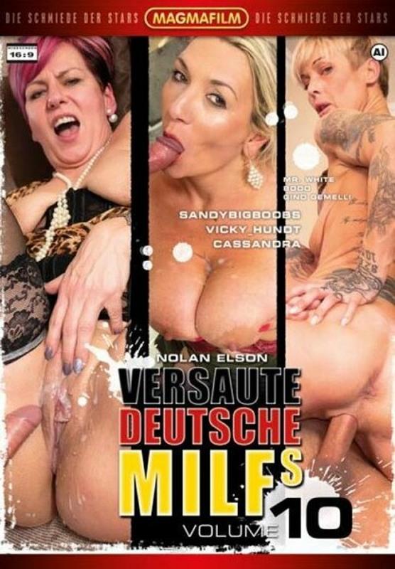 Versaute deutsche Milfs 10 DVD Image