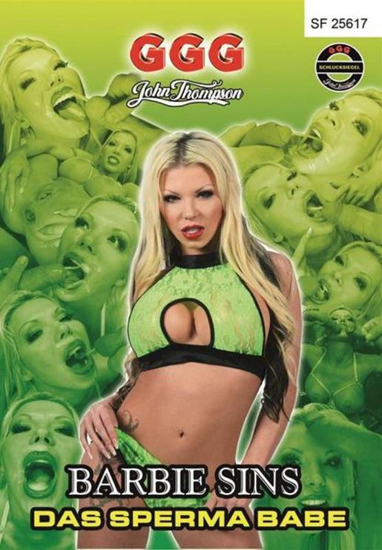 Barbie Sins - Das Sperma Babe DVD Image