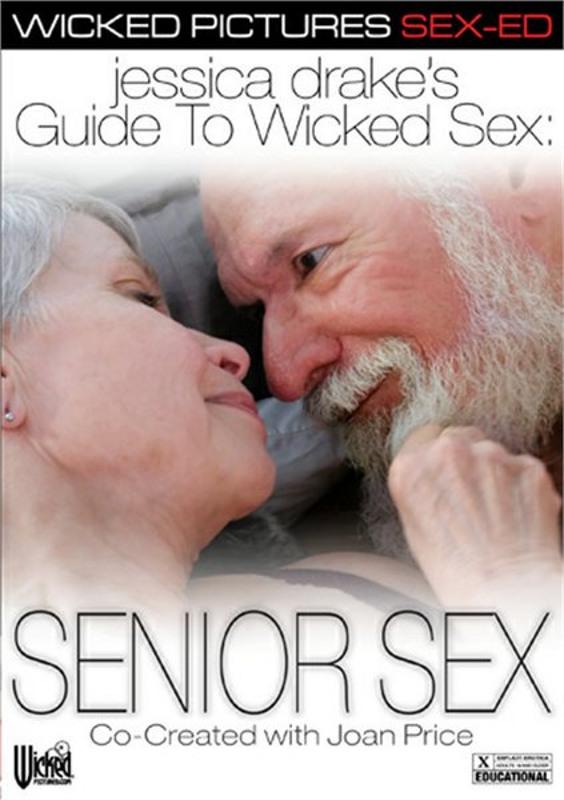 Jessica Drake's Guide To Wicked Sex: Senior Sex DVD image
