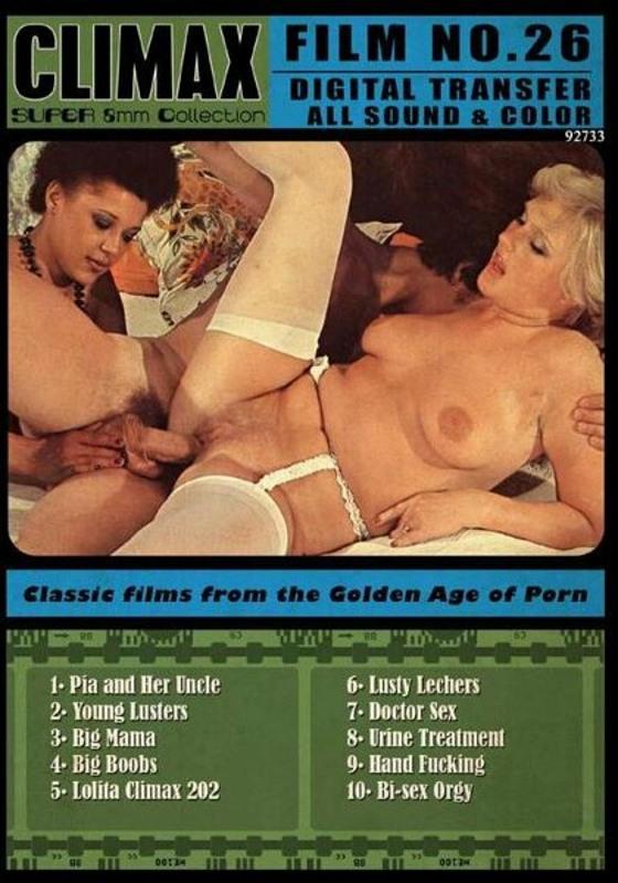 Climax Film No. 26 DVD Image
