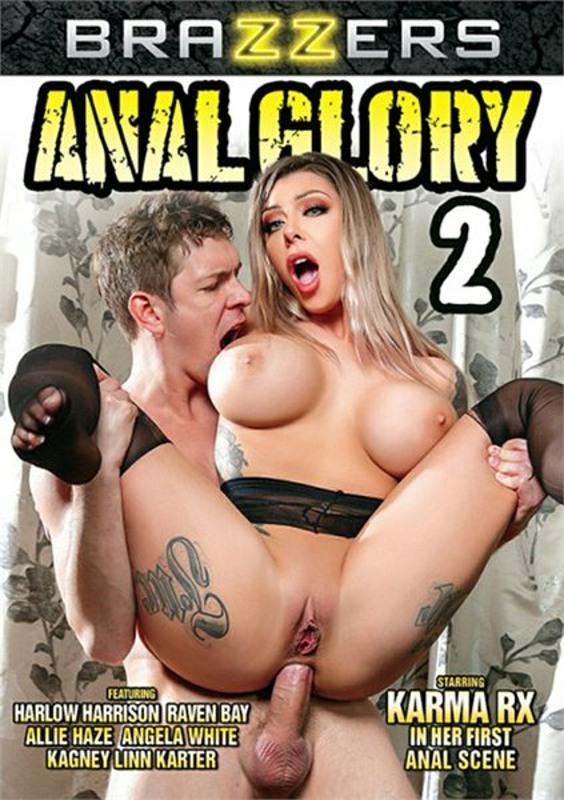 Anal Glory 2 DVD Image