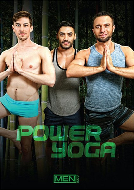 Power Yoga Gay DVD image
