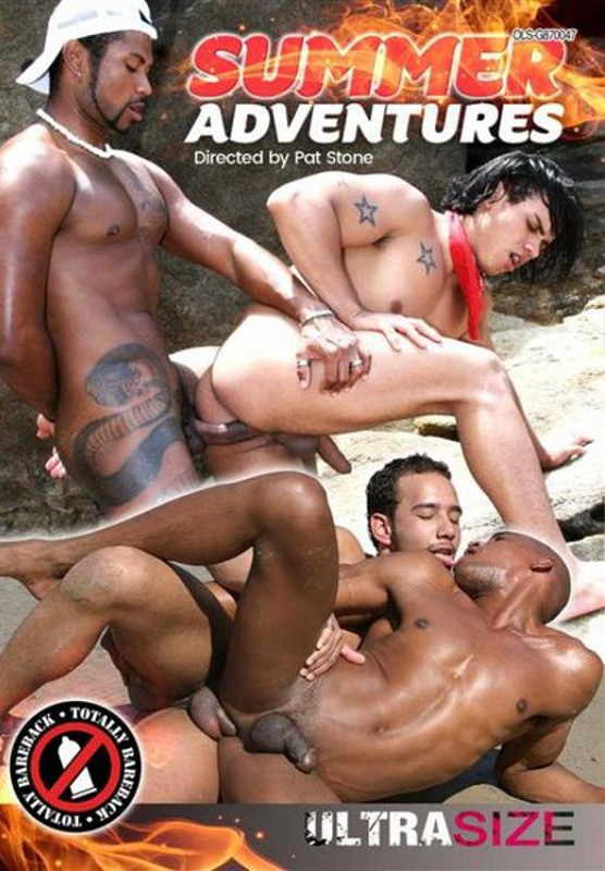Summer Adventures Gay DVD Image