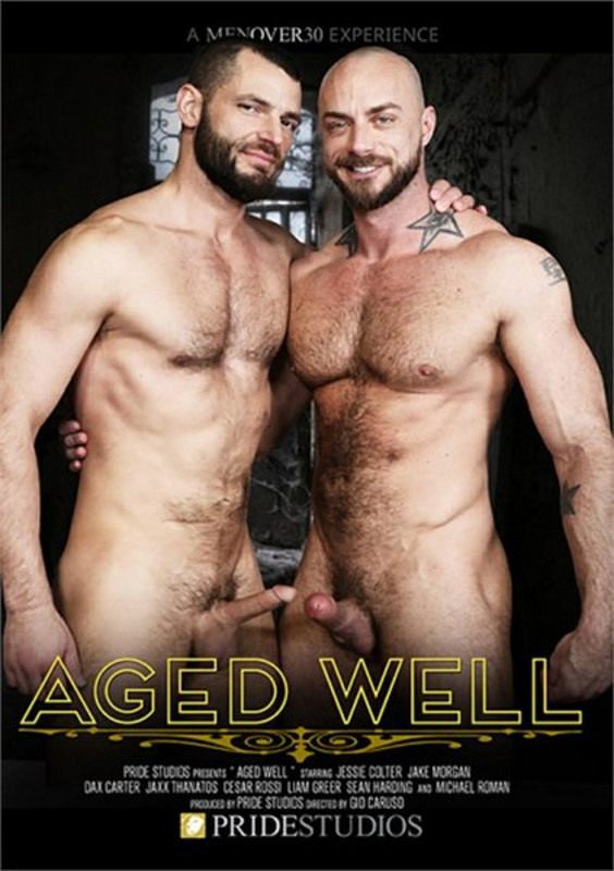 Aged Well Gay DVD Image