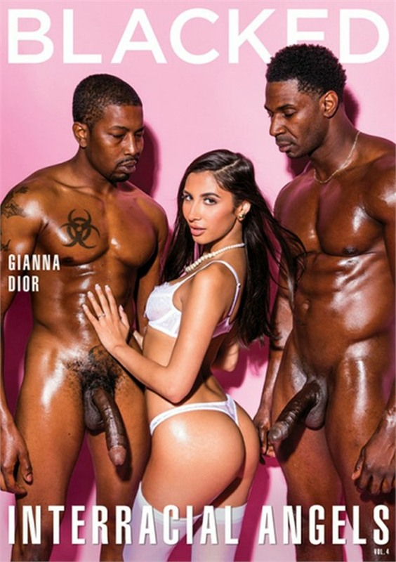 Interracial Angels Vol. 4 DVD Image