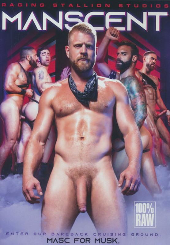 Manscent Gay DVD Image