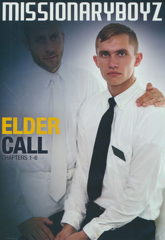 Elder Call Chapters 1 - 6 Gay DVD Image