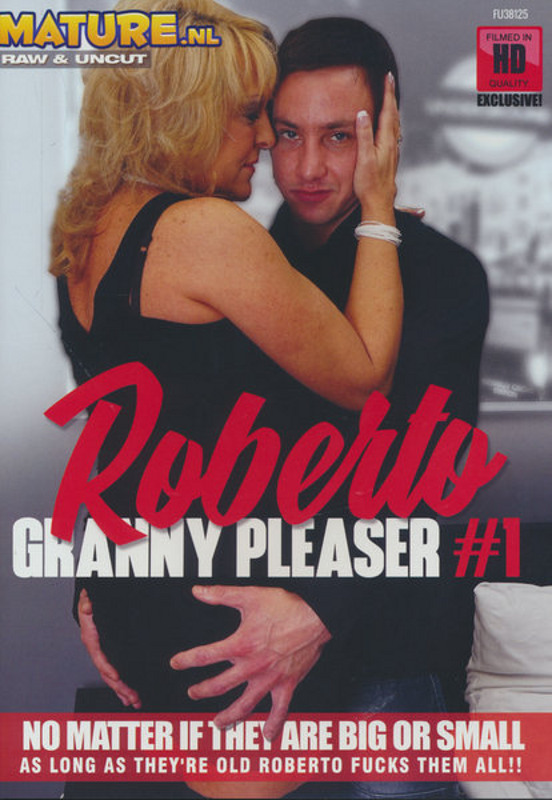 Roberto Granny Pleaser  1 DVD image
