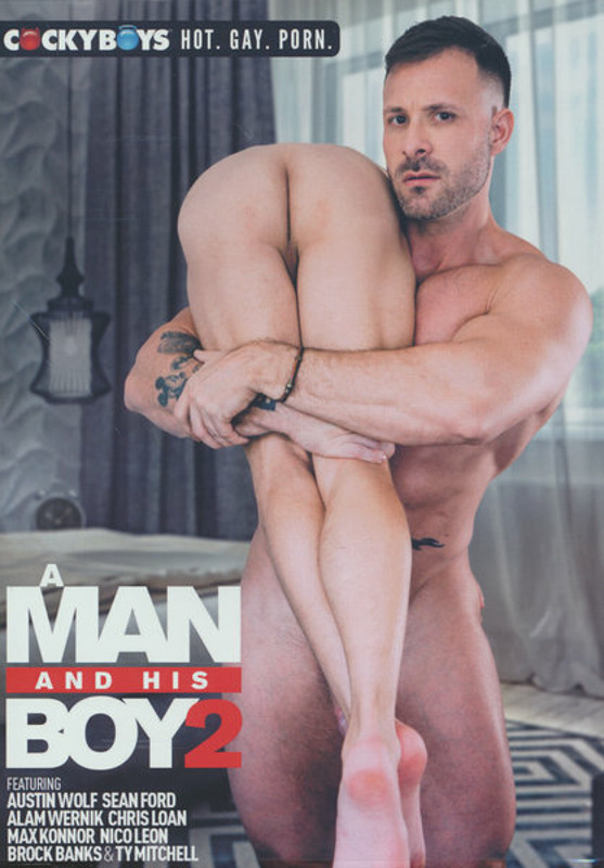 A Man And His Boy  2 Gay DVD Image
