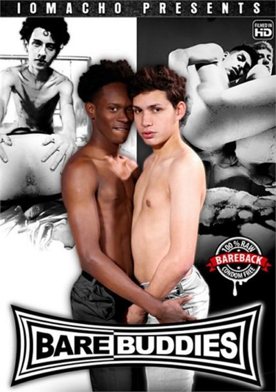 Bare Buddies Gay DVD Image