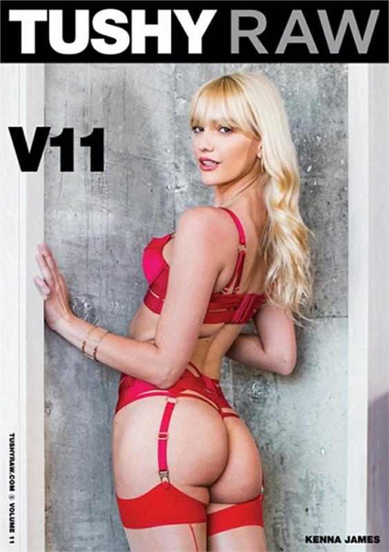 Tushy Raw V11 DVD Image