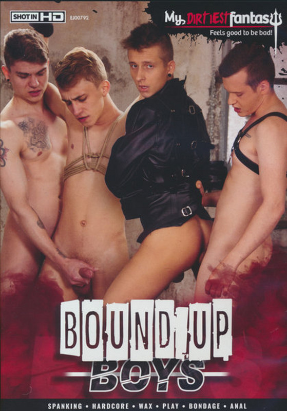 Bound Up Boys Gay DVD Image