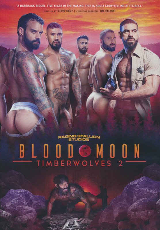 Blood Moon Timberwolves  2 Gay DVD Image