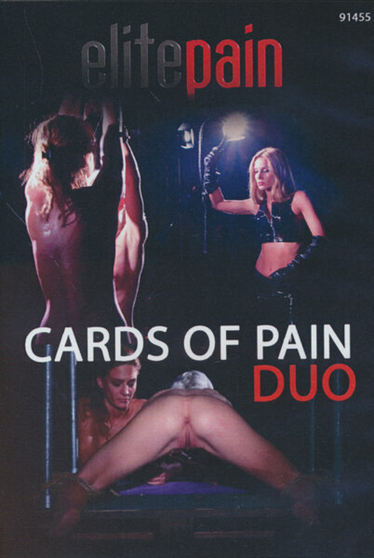 Elite Pain - Cards of Pain Duo DVD Image