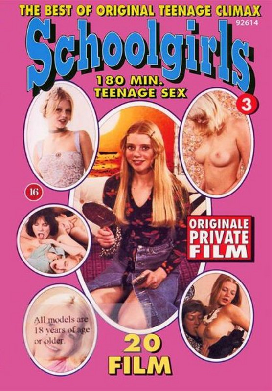 Schoolgirls  3 DVD Image