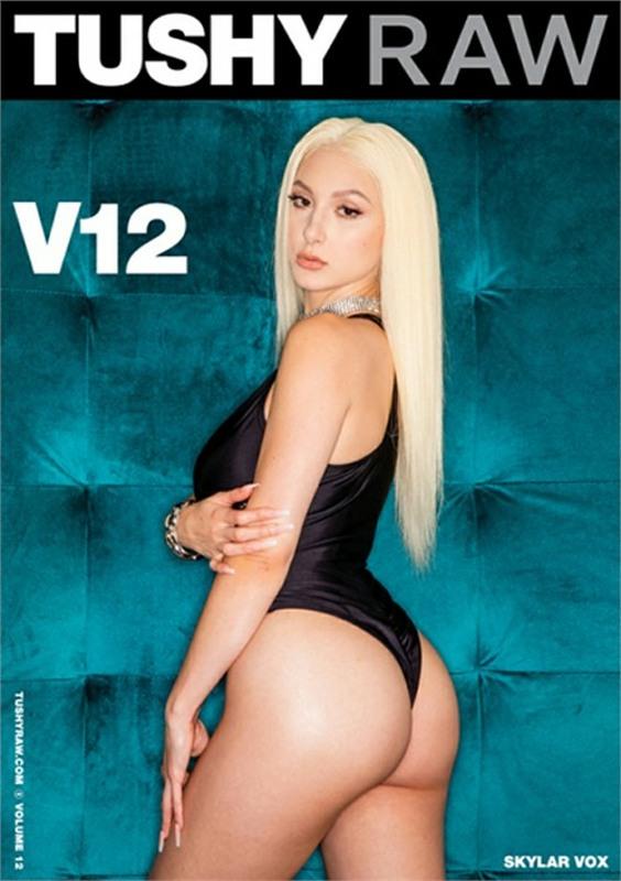 Tushy Raw V12 DVD Image