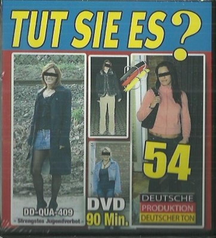 Tut Sie es 54 DVD Image