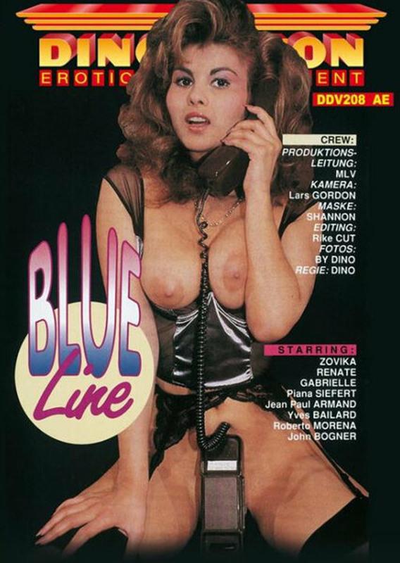 Blue Line DVD Image