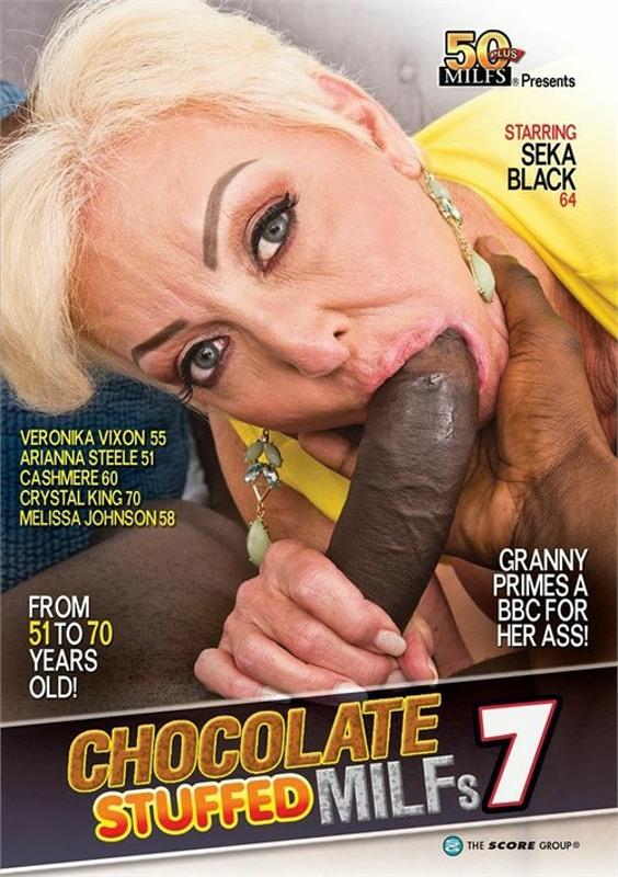 Chocolate Stuffed MILFs 7 DVD Image
