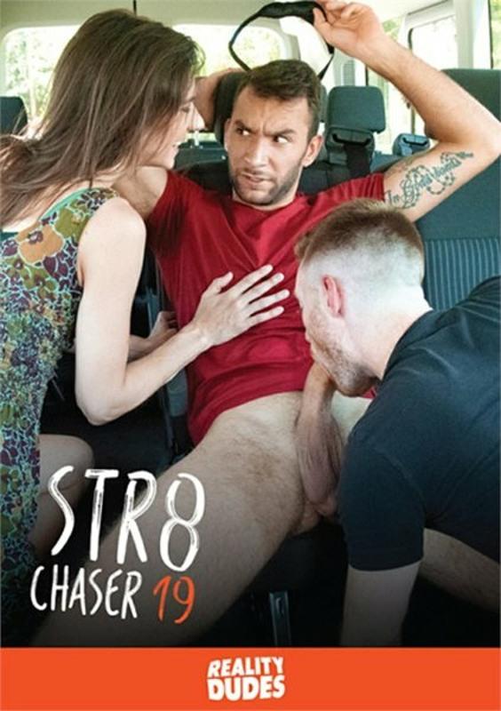 Str8 Chaser 19 Gay DVD Image