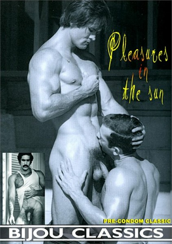 Pleasures in the Sun Gay DVD Image